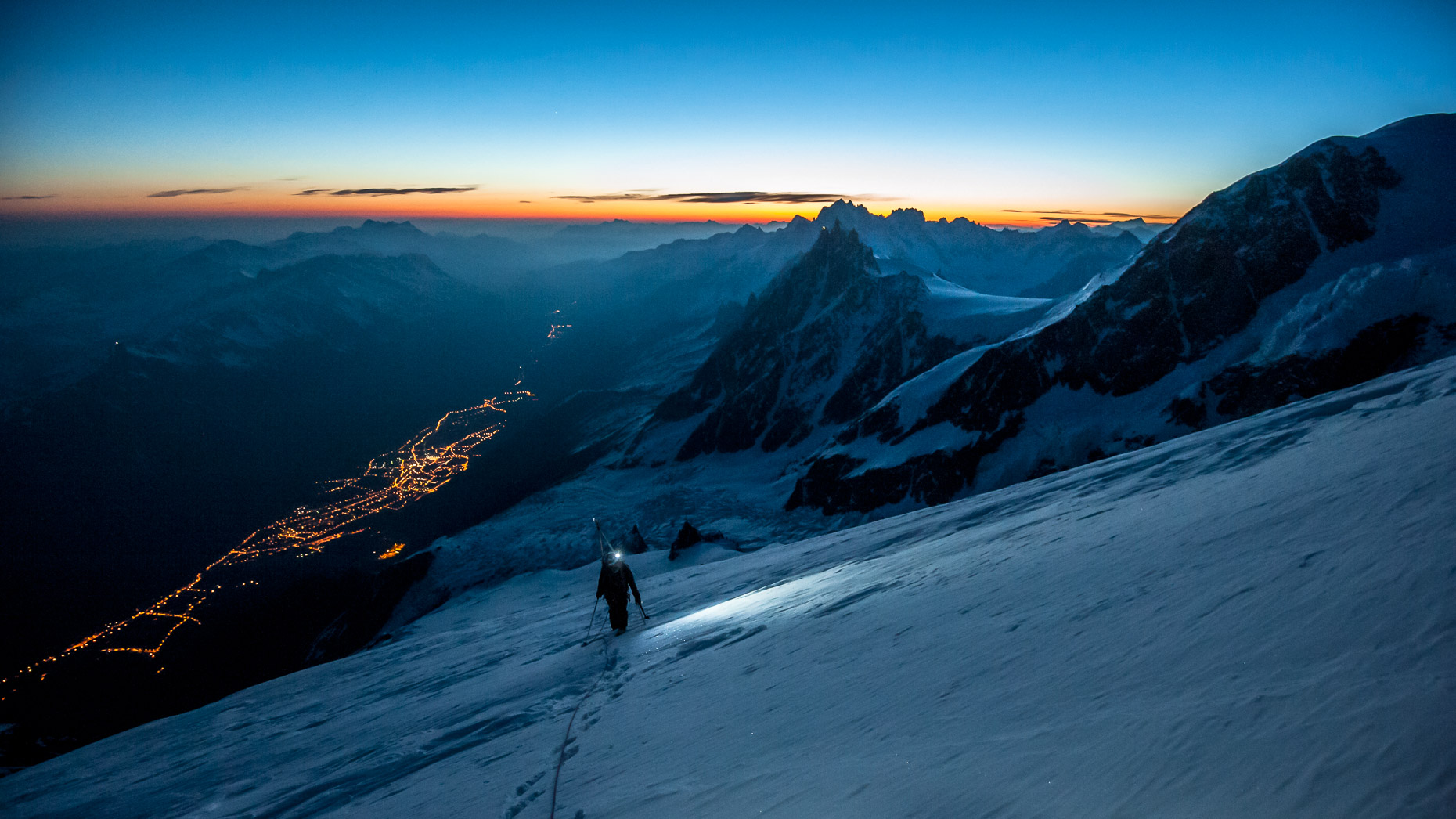 Chamonix Sunrise